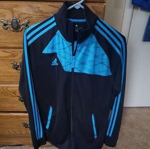 Adidas sweat suit